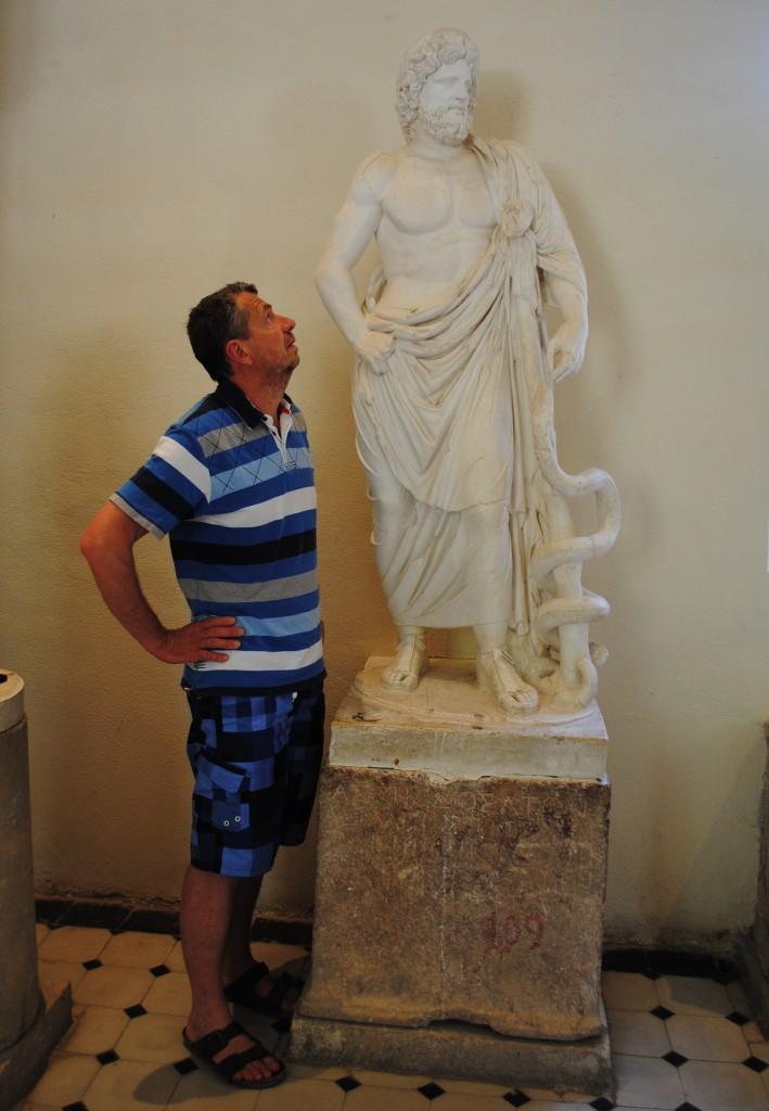 Bistedokter met Asklepios 1